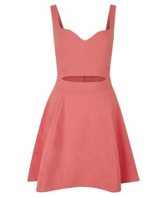 Cool Hedonia summer style with the Maria dress http://www.hedonia.co.uk/product/201/dress-coral-maria