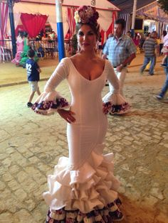 Flamenca Mermaid Wedding, Wedding Dresses, Fashion, Flamingo, Bride Dresses, Moda, Bridal Gowns, Fashion Styles, Weeding Dresses