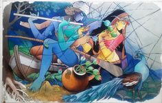 Biplab Biswas - Indian Art PlaceIndian Art Place