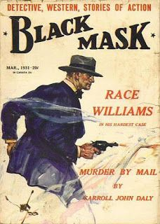 Comics, old time radio and other cool stuff: The Man in White