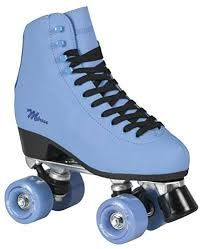 Patin a roulette invention