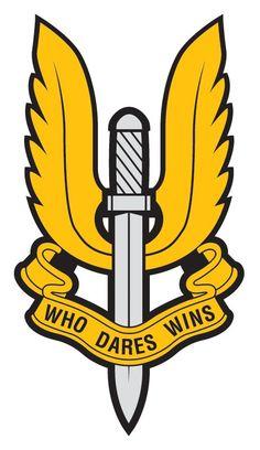 Who Dares Wins - SAS Quem Ousa Vence