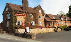 West Midlands: 1 to 3 Nights For Two With Breakfast; With Option For 2-Course Dinner at The Crown at Hopton