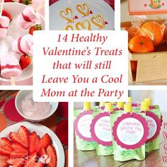 14 Healthy Valentine's Treats that will still leave you a cool mom at the class party howdoesshe.com