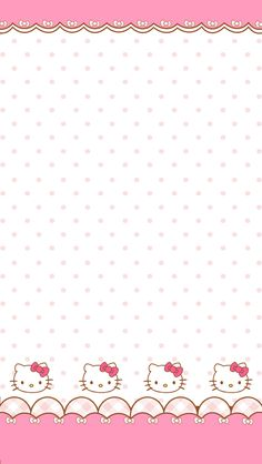 Free Hello Kitty Wallpaper For Iphone Sanrio Wallpaper, Hello Kitty Iphone Wallpaper, Hello Kitty Backgrounds, Free Iphone Wallpaper, Cute Backgrounds, Kawaii Wallpaper, Wallpaper Backgrounds, Iphone Wallpapers, Hello Kitty Pictures