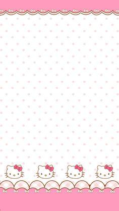 Cute Hello Kitty Wallpaper