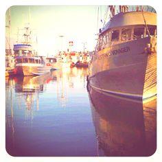 Nanaimo harbour,  BC