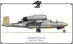 Luftwaffe Aviation Art made by Simon Schatz: Dayfighter