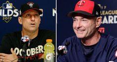 MLB: Molitor y Lovullo se consagran como Mánagers del Año