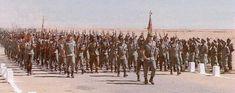 Tras el abandono del ejército español del Sáhara Occidental el 27 de febrero de 1976, entraron en vigor los Acuerdos de Madrid, que preveían el reparto del territorio entre Marruecos y Mauritania. El Frente Polisario siempre se ha mostrado hostil a la ocupación marroquí.