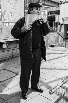 Street Musician - At Chiba Japan