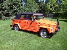 1973 Volkswagen Thing for sale | Hemmings Motor News