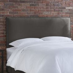 House of Hampton Klein Upholstered Headboard & Reviews | Wayfair