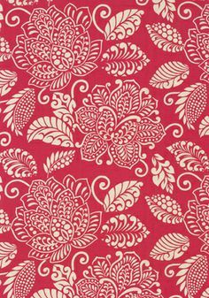 Waterbury Fabric from Thibaut