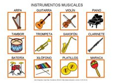 TOUCH this image to discover its story. Image tagging powered by ThingLink Teaching Spanish, Art Music, Classroom Decor, Musicals, Activities, Slide, Google, Music Education Activities, Music Instruments