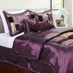 Hudson Street Florence 6 Piece Complete Comforter Set & Reviews | Wayfair