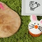 Adorable bunny cupcakes with marshmallow ears! Watch the video to see how to make them and get other ideas for decorating cupcakes this Easter. Lamb Cupcakes, Easter Bunny Cupcakes, Cute Easter Bunny, Easter Treats, Easter Desserts, Easter Recipes, Dessert Recipes, Chocolate Cream Cheese Icing, Chocolate Sprinkles