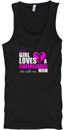 Cheer Mom Love