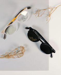 Vintage Inspired Eyewear by Robert Rüdger