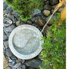 Der besondere Garten - Feng Shui Brunnen