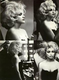 Madonna in Italian Vogue - February 1991