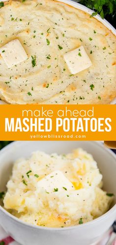 Make Ahead Mashed Potatoes These Mashed Potates are fluffy, creamy and so flavorful. Make Ahead Mashed Potatoes are a simple and easy side dish that will be the star of any meal. Thanksgiving Appetizers, Thanksgiving Side Dishes, Thanksgiving Recipes, Holiday Recipes, Holiday Meals, Turkey Recipes, Potato Recipes, Make Ahead Mashed Potatoes, Vegetable Side Dishes