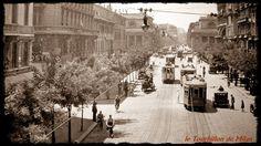 Milano, Corso Buenos Aires anni '30