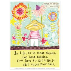 Curly Girl Design | May 2013 Release for all my gardening friends