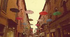 Colourful Italy, Piazza Trento e Trieste, Ferrara
