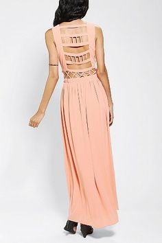 Lovers & Friends Calling You Maxi Dress