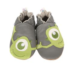 Monsters, Inc. Soft Soles Baby Shoes | Robeez