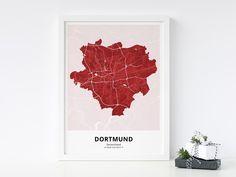 Na noch auf der Suche nach einem Weihnachtsgeschenk? Wie wäre es mit einer schönen Stadtkarte. Jeder Ort ist möglich. Egal ob klein oder groß!   Schaut doch mal bei uns vorbei! Poster, Tapestry, Inspiration, Home Decor, Dortmund, Don't Care, Christmas Presents, Searching, City