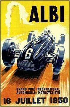 International Grand Prix: July 1950