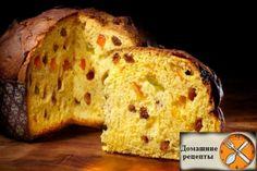 Паннетоне - итальянский рождественский кекс, который очень похож на наш пасхальный кулич. Но панеттоне менее сладкий, обязательно выпекается с цитрусовой...