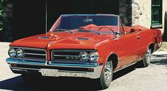 GTO Pontiac Muscle car o mais potente!