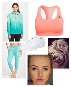 """""""Gym"""" by ilovejoshcuthbert-722 on Polyvore"""