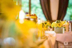 9. Green Wedding,Table decor,Green yellow decor / Wesele w zieleni,Dekoracje stołu,Anioły Przyjęć