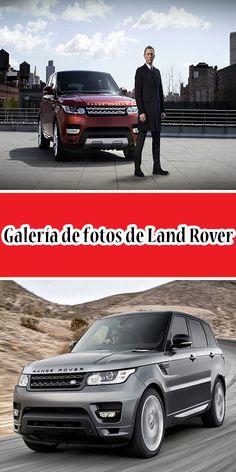 Galería de fotos de Land Rover #LandRover #RangeRover #Camionetas Range Rover, Photo Galleries, Pickup Trucks, Autos, Range Rovers