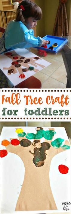 This Fall Tree Craft