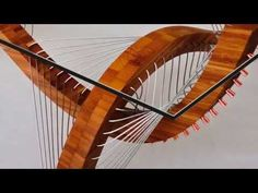 (102) Making Tension Based Furniture - Robby Cuthbert Design - YouTube