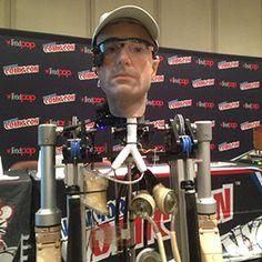 Meet the Incredible Bionic Man - Popular Mechanics