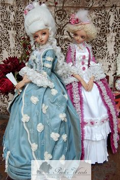 """""""The Glamour"""" - Peak's Woods Special Ldoll Dolls"""