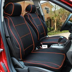 89.24$  Watch now - http://ali9do.worldwells.pw/go.php?t=32752908348 - Special Breathable car seat covers for Lincoln All Models MKX car seat covers for car seat decorative seat cushion cover