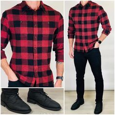 Black Outfit Men, Formal Men Outfit, Casual Wear For Men, Stylish Mens Outfits, Casual Outfits, Casual Blazer, Jean Outfits, Casual Shoes, Flannel Shirt Outfit