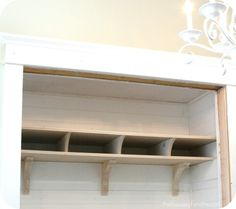Project Entryway Closet Makeover: Part 2 - Design