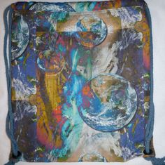 If you love #abstract #earth #science  - this is the bag for you!  Janiece Senn (whimzwhirled on Spoonflower), designed…