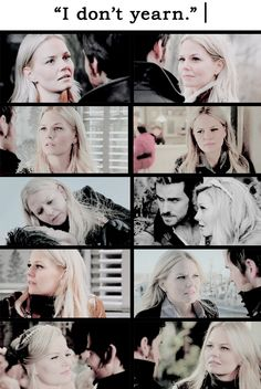 """""""I don't yearn."""" Sure, Emma."""
