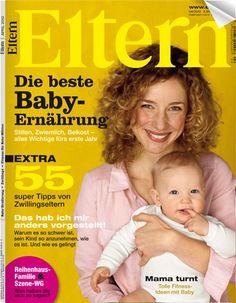 Eltern Ausgabe 04-2012  Vorschau: http://www.eltern.de/service/eltern-heftvorschau.html