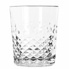 Libbey, Double Old Fashioned Glass, Carats, 12 oz Libbey RWS-106649