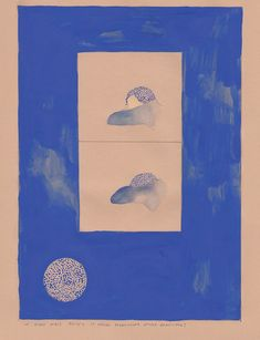 """Aidan Koch's 'Blue Period' Comic Illustrates Depression -  """"Like a novel, Koch's work undulates between her characters' actions and thoughts. But rather than divulging pages worth of interior monologues, she represents impressions and desires with minimalist symbols, making for a truly unique reading experience. 'Blue Period' reveals Koch's complex view on depression."""